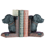 Black Lab Bookends