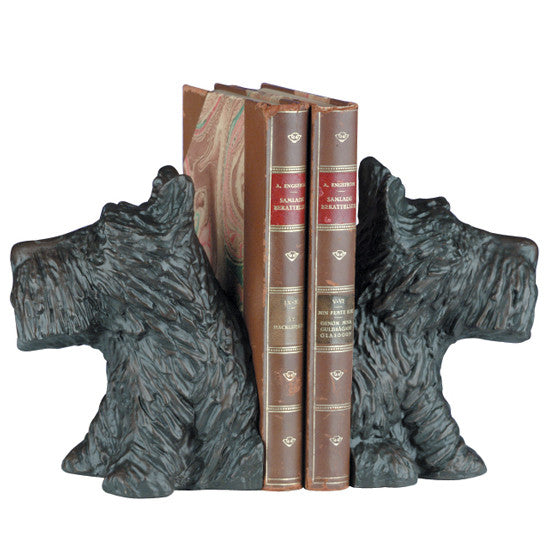 Scottie Bookends