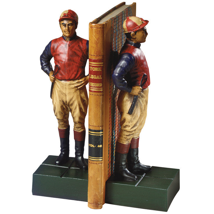 Jockey Boy Bookends