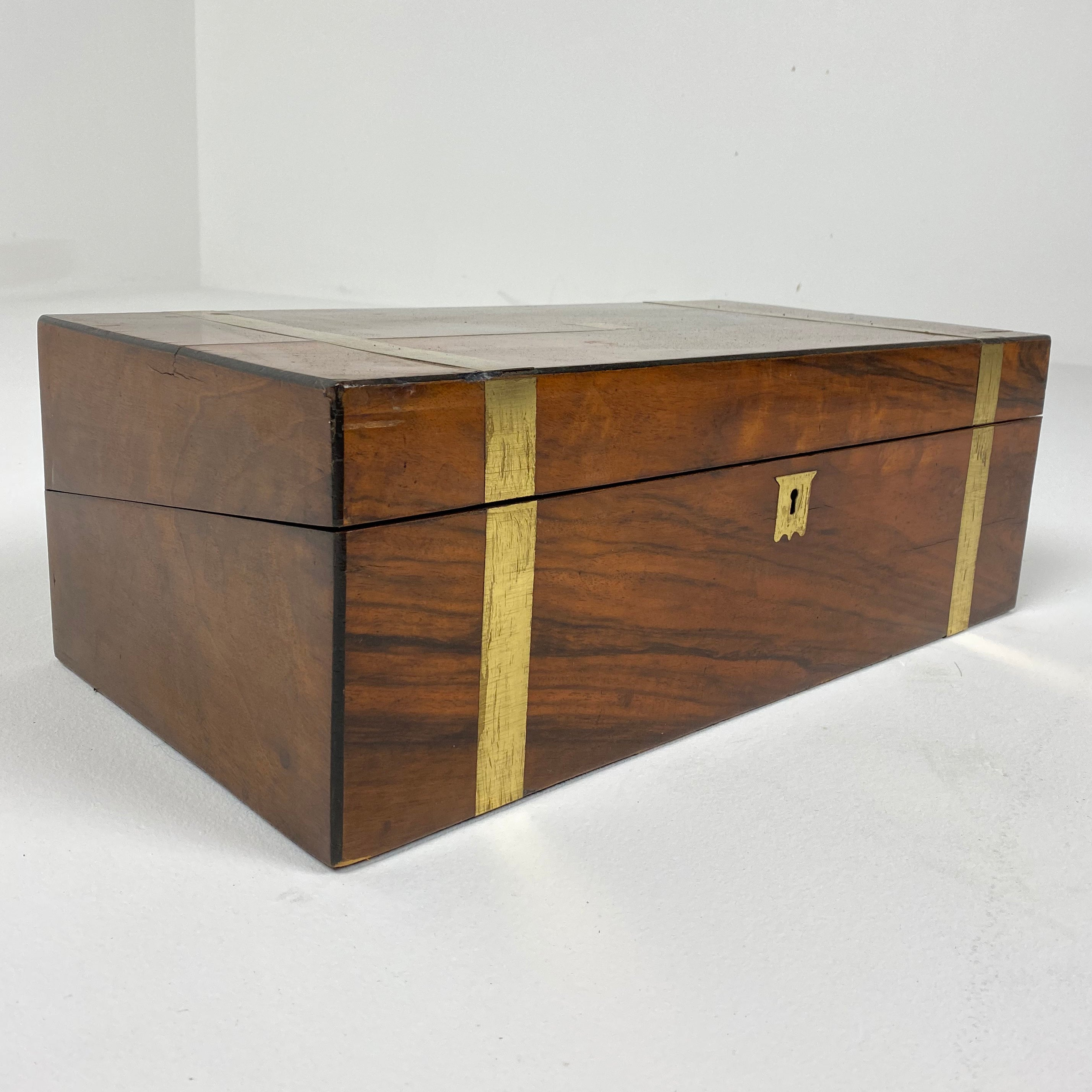 Antique English Box c1880