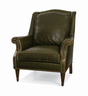 Porter Leather Chair