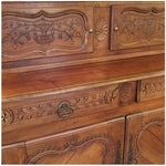 Antique French Provincial Vasselier c1840