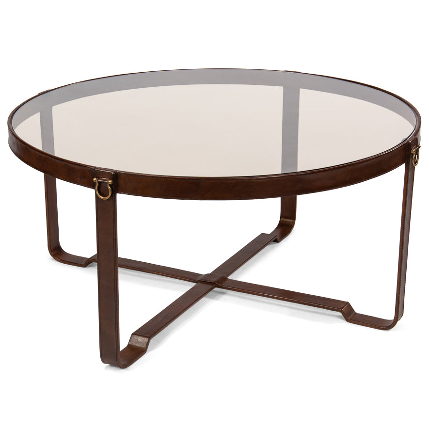 Harness Round Coffee Table