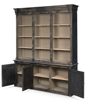 The Brothers Black Bookcase