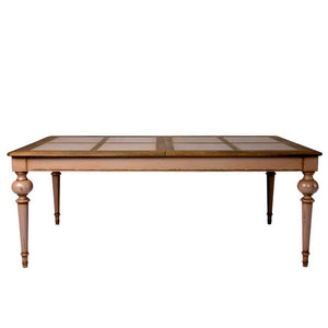 Faubourg Rectangular Table, Light