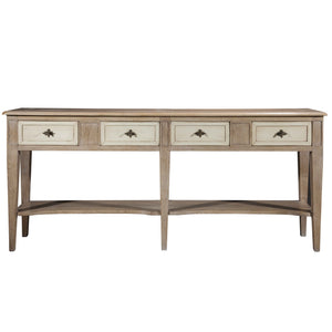 Faubourg Large Console Natural