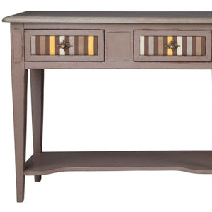 Faubourg Large Console Grey