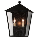 Bening Medium Outdoor Wall Sconce