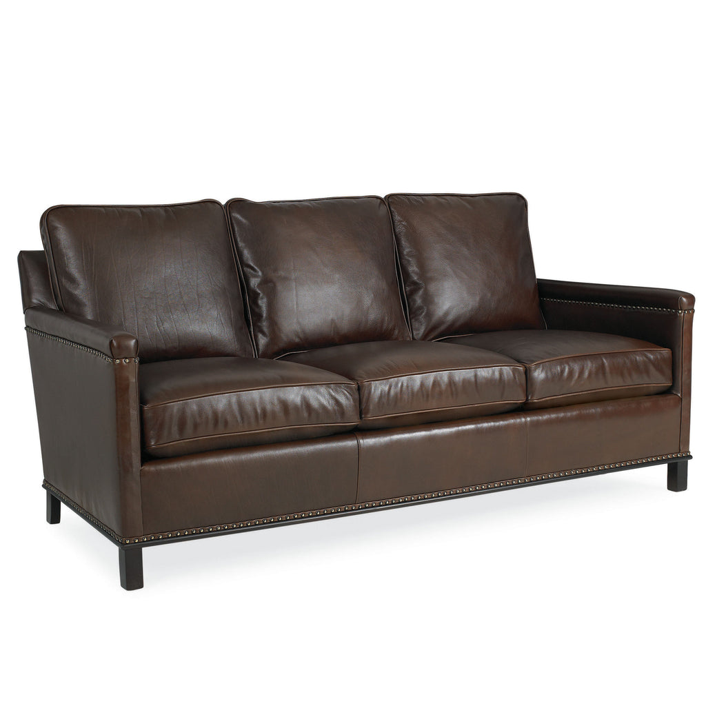 Gotham Leather Sofa