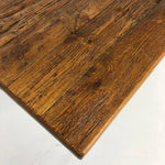 Spanish Reclaimed Pine & Iron Table