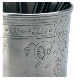 Engraved Pencil Cup