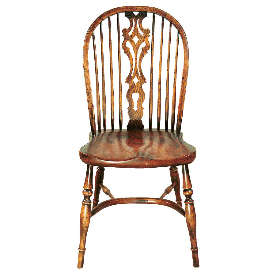 Large Georgian Sidechair