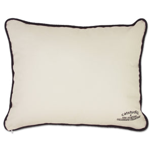 Stanford University Collegiate Embroidered Pillow