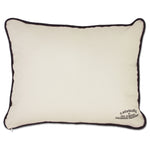 Princeton University Collegiate Embroidered Pillow