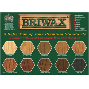 Light Brown Briwax