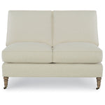 Baxter Armless Loveseat