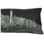 Chicago Skyline Pillow