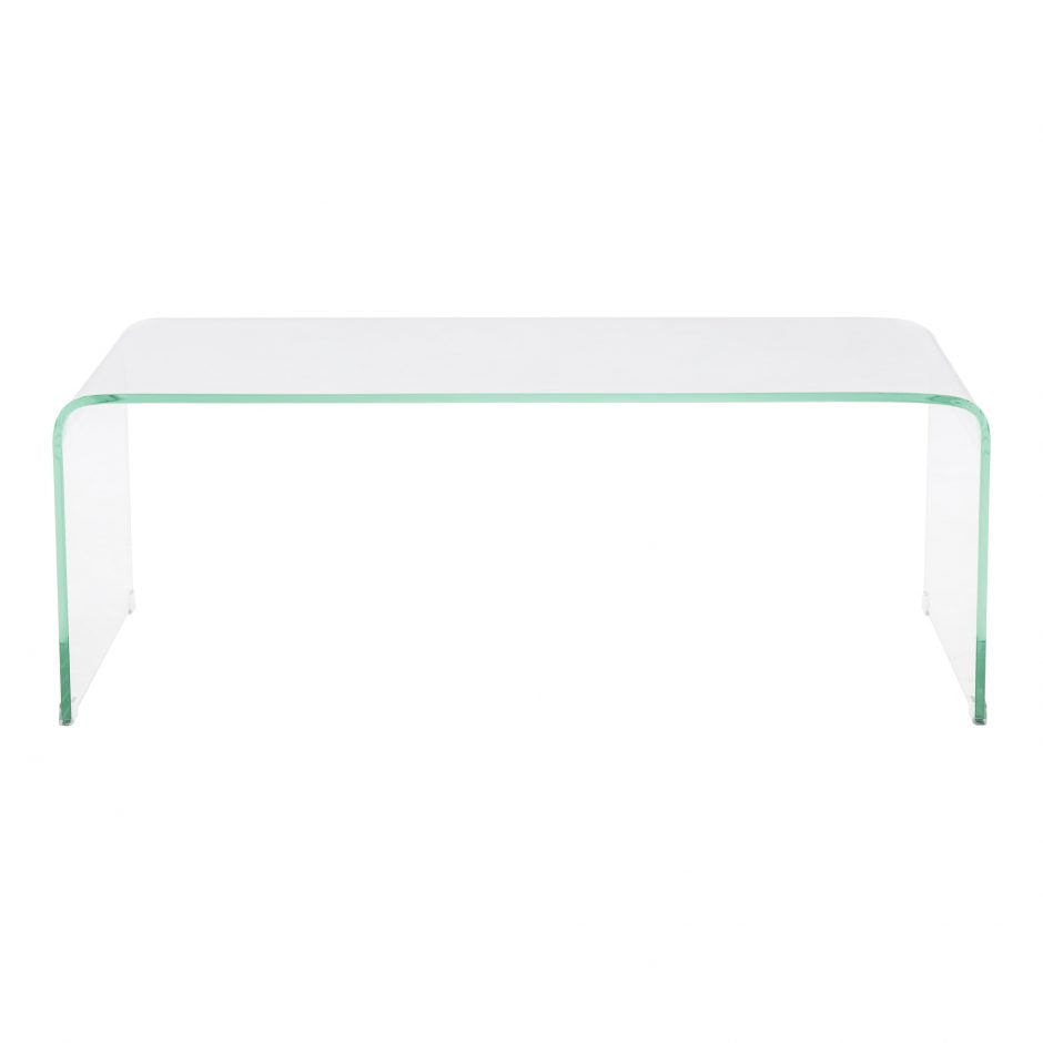 Pura Glass Coffee Table