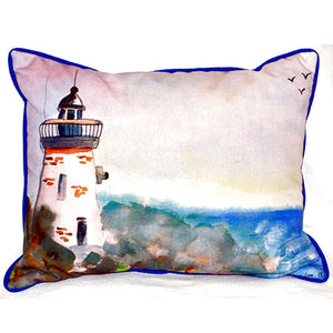 Light House Indoor/Outdoor Pillow