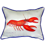 Red Lobster Indoor/Outdoor Pillow