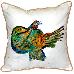 Turkey Indoor/Outdoor Pillow