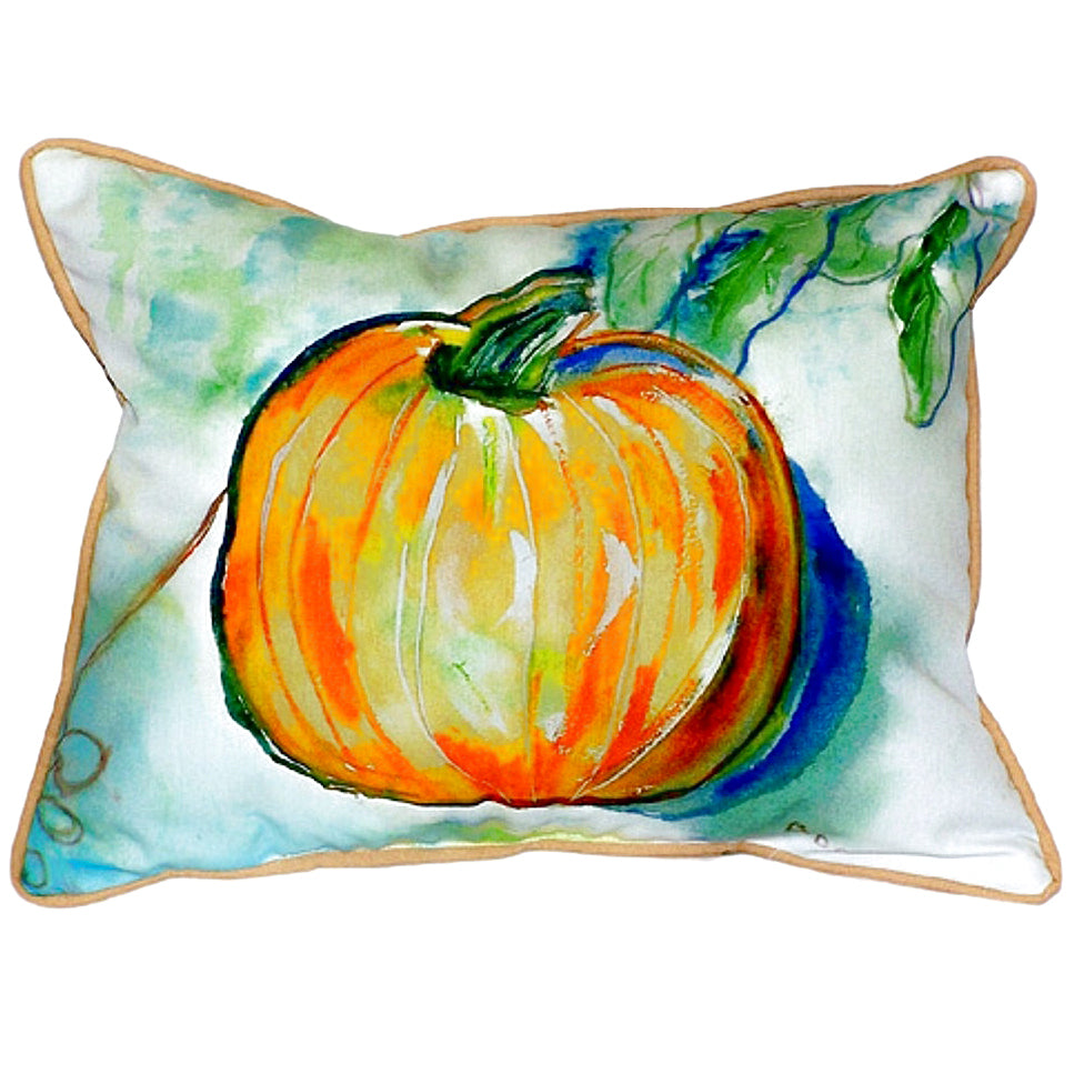 Pumpkin Indoor/Outdoor Pillow