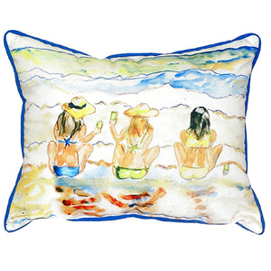 Bottoms Up Indoor/Outdoor Pillow