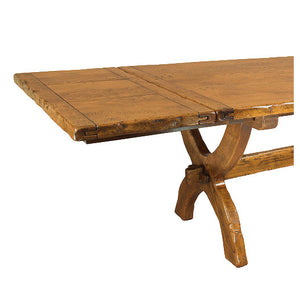 Sawbuck Extendible Table