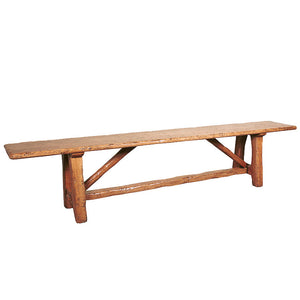 Refectory Trestle Bench