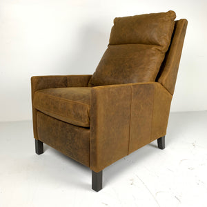Nathan Leather Power Recliner