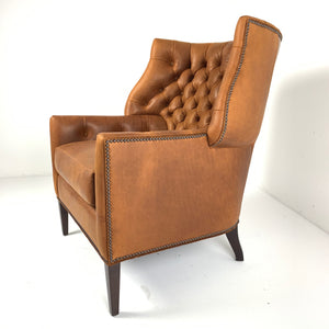 Webster Leather Chair