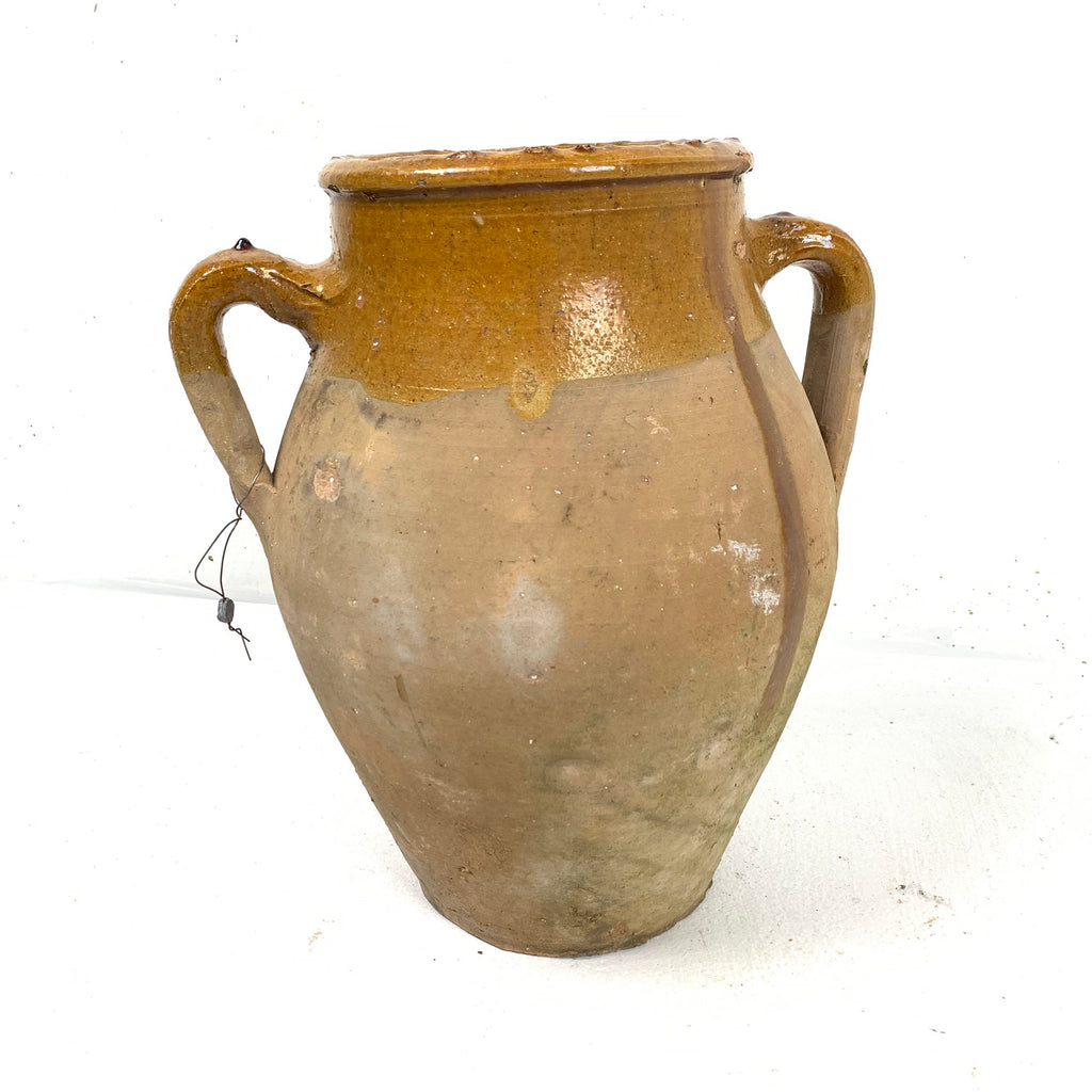 Antique Turkish Olive Jar