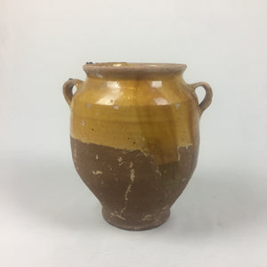 Antique French Confit Pot