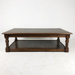 Potboard Coffee Table