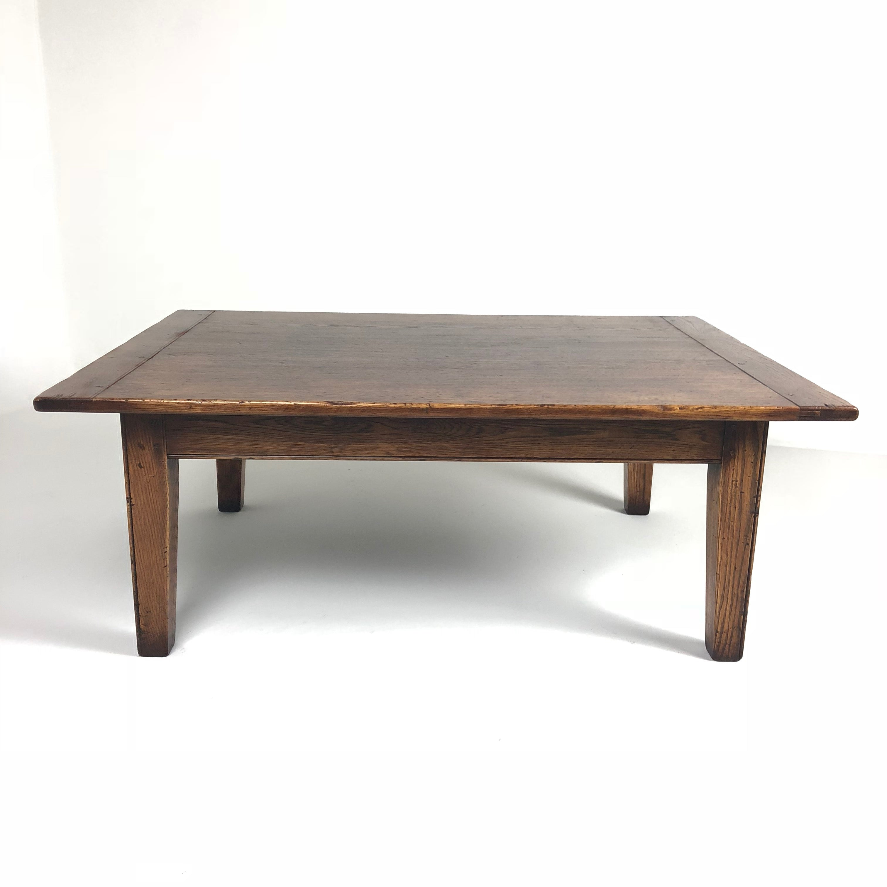 English Custom Farm Coffee Table