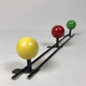 Vintage Color Coat Hooks