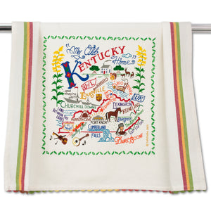 Kentucky Dish Towel