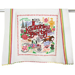 Kentucky Derby Dish Towel