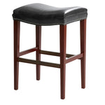 Dylan Leather Bar Stool