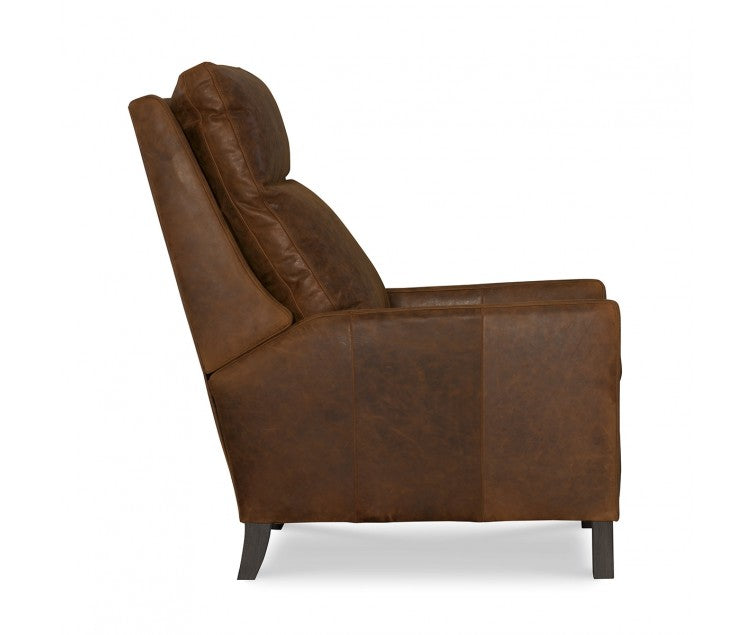 Nathan Leather Manual Recliner