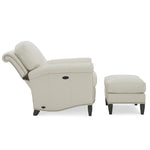 Gentry Leather Tilt Back Chair