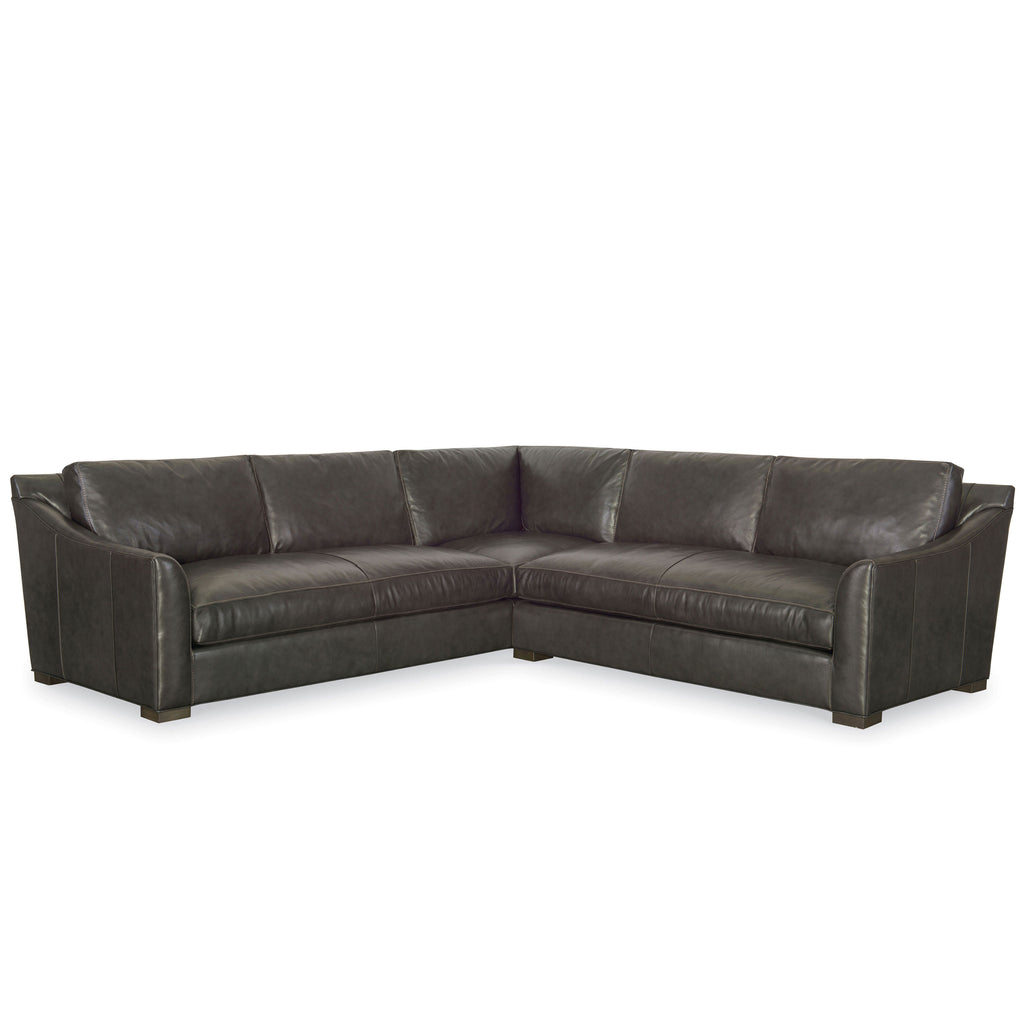 Fisher Leather Sectional Series