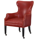 Cassandra Leather Game Chair