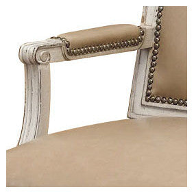 Maxis Leather Arm Chair