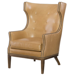 Scout Leather Chair