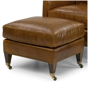 Sawyer Leather Chair