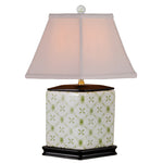 Diamond Porcelain Vase Lamp