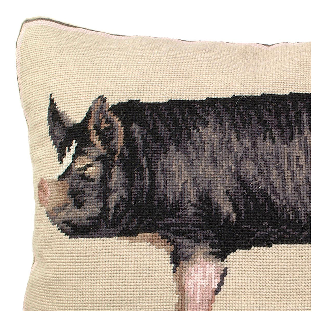 Berkshire Needlepoint Pillow