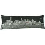 New York Skyline Pillow