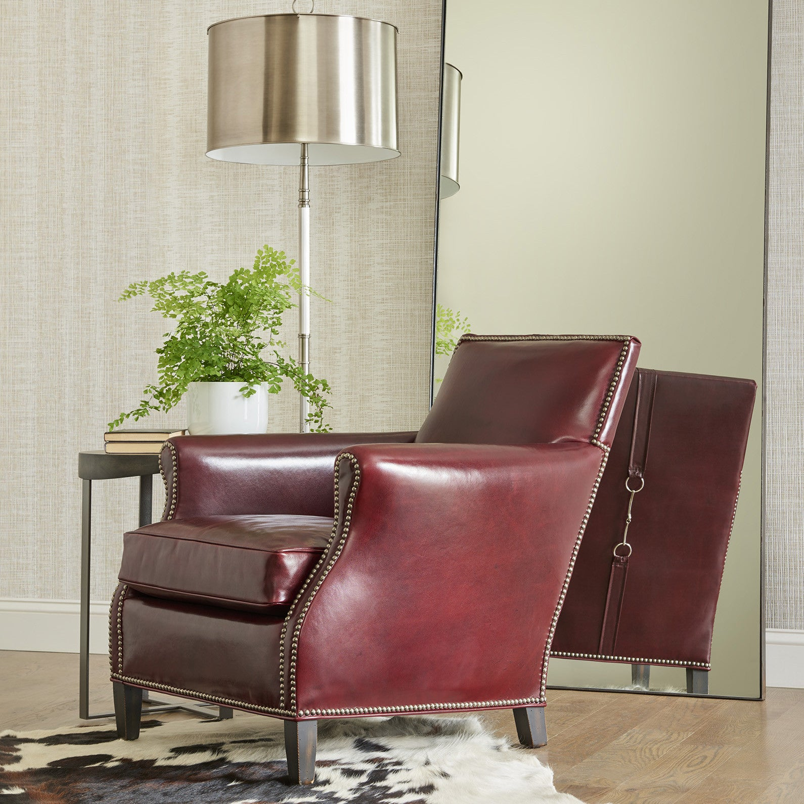 Wilborn Leather Chair